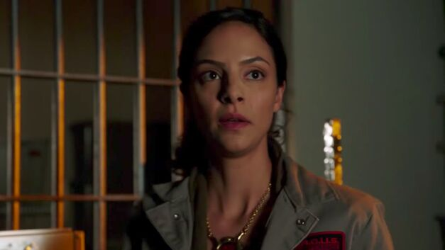 Legends of Tomorrow Zari