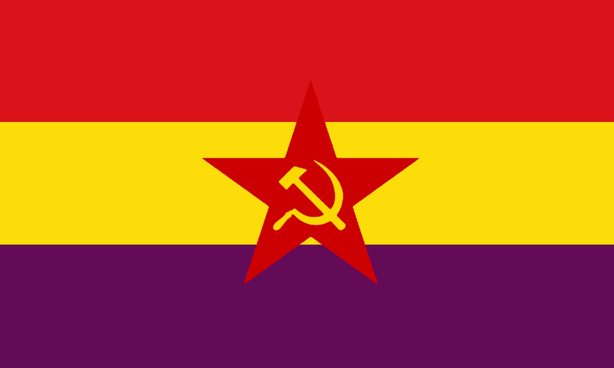 Peoples Republic Of Spain Communist Spain Alternative