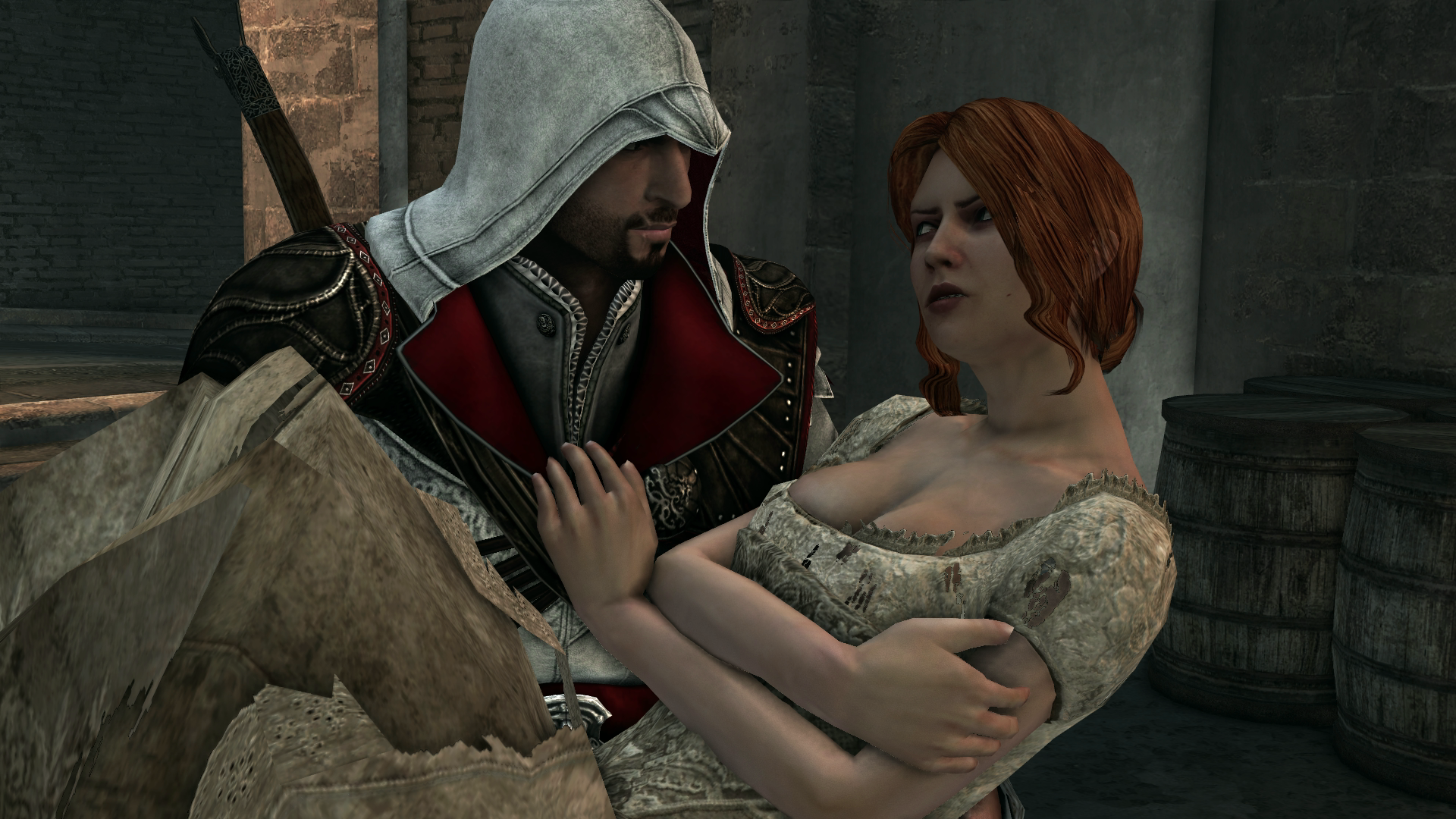 Assassin's creed brotherhood girls naked exposed gallery