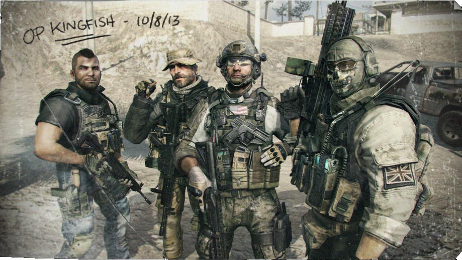Telecharger Call of Duty : Modern Warfare 3