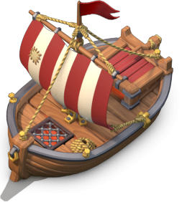 Boat Clash Of Clans Wiki Fandom Powered By Wikia