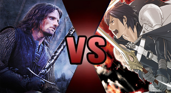 Latest Cb Chrom Vs Aragorn Battle Fanon Wiki Fandom