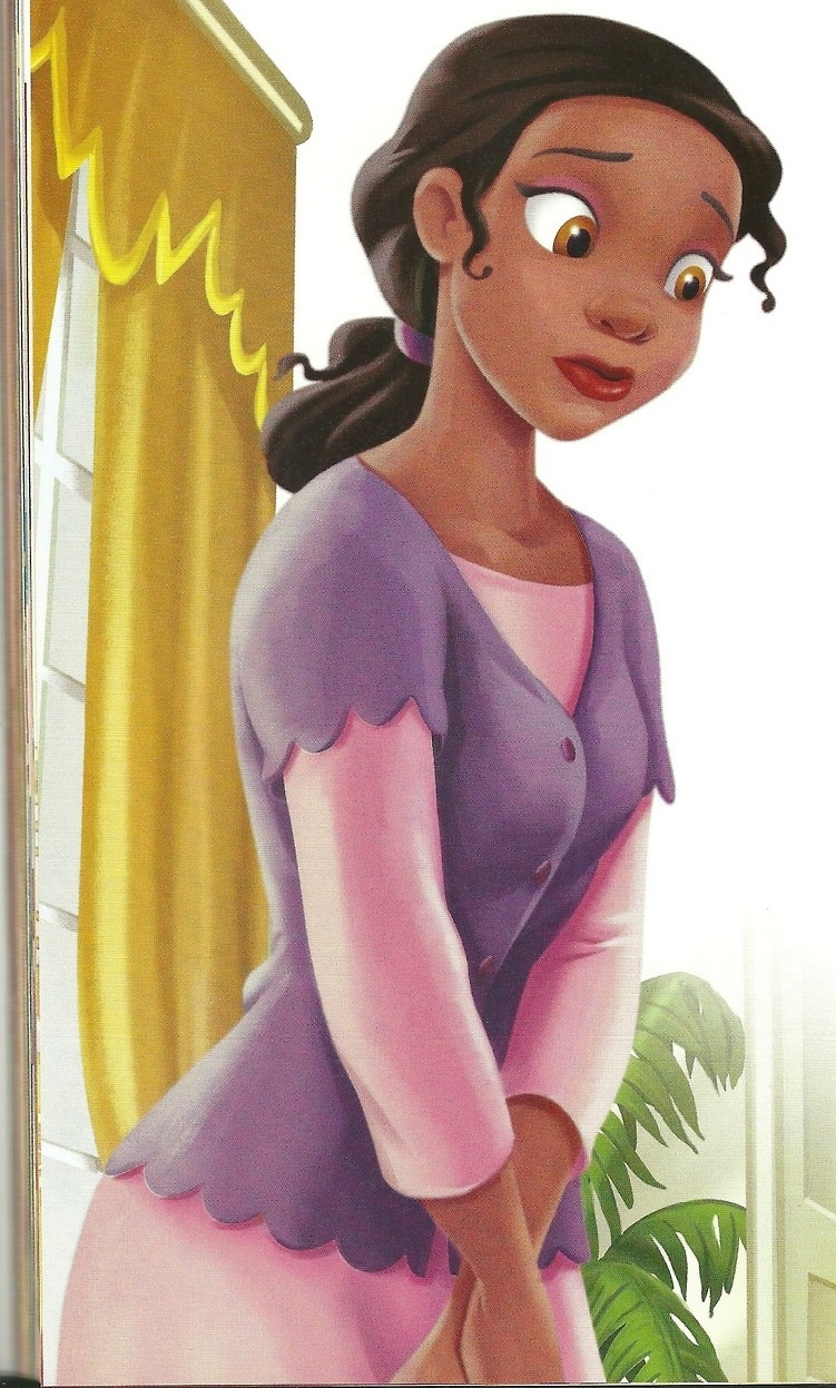 Tiana Cartoon Valley Pictandpictureorg