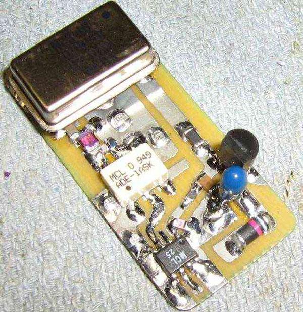 Своими руками усилитель сотовой связи для телефона 896