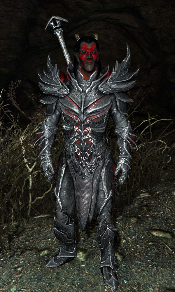 Latest Cb Dremora Skyrim Elder Scrolls Fandom Powered By Wikia