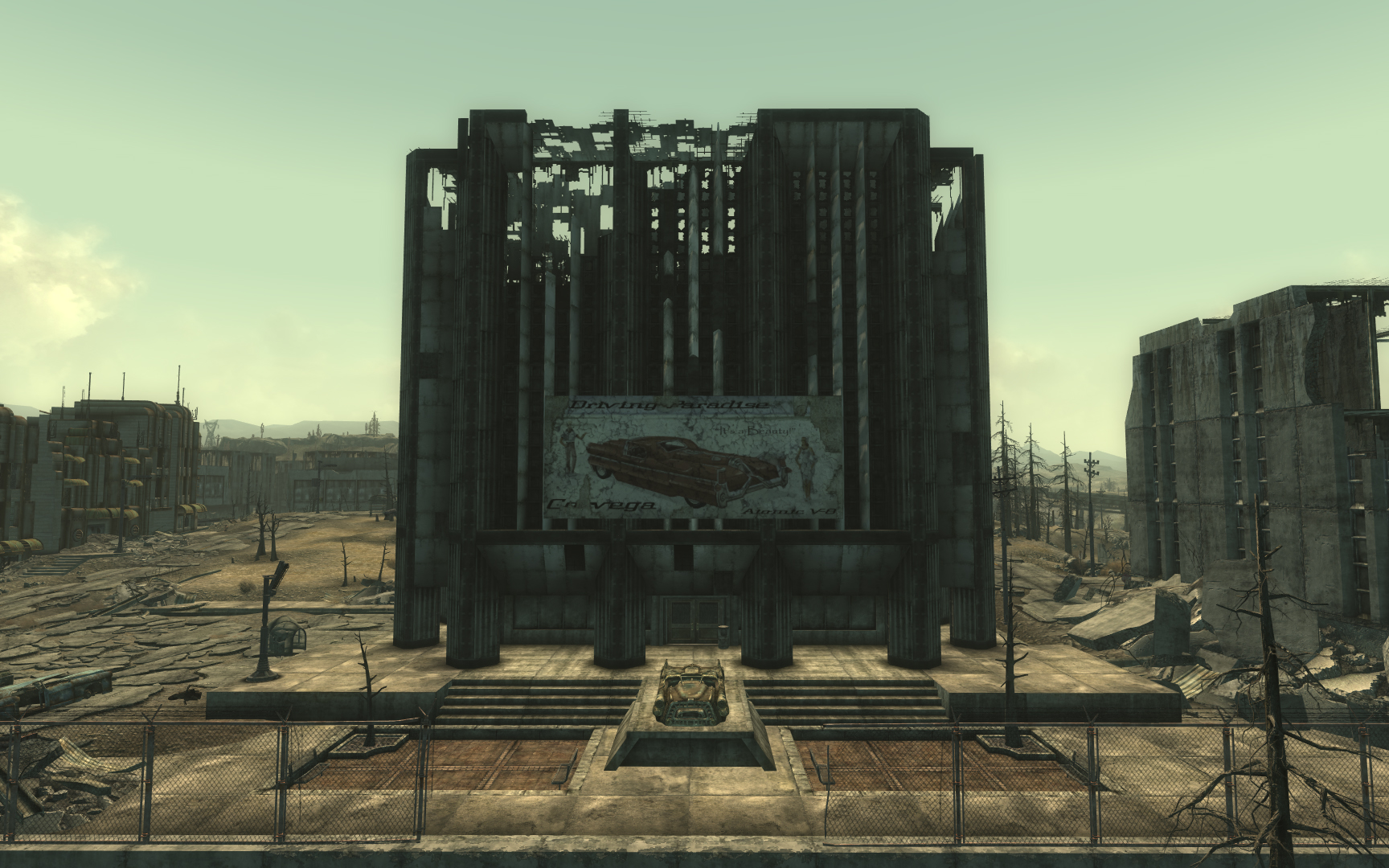 Billy Dunwich Building Fallout Wiki FANDOM powered - satukis.info on fallout 3 dunwich ruins, fallout journal, fallout 3 dunwich bobblehead, subway under capitol building, fallout 3 chryslus building, fallout dunwich horror,