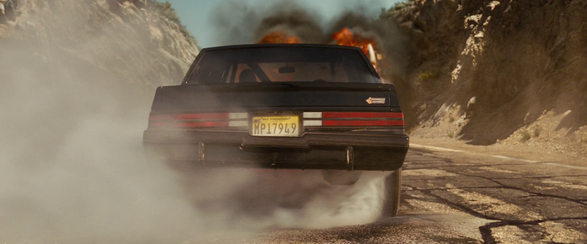 FAST AND FURIOUS 1987 BUICK GRAND NATIONAL