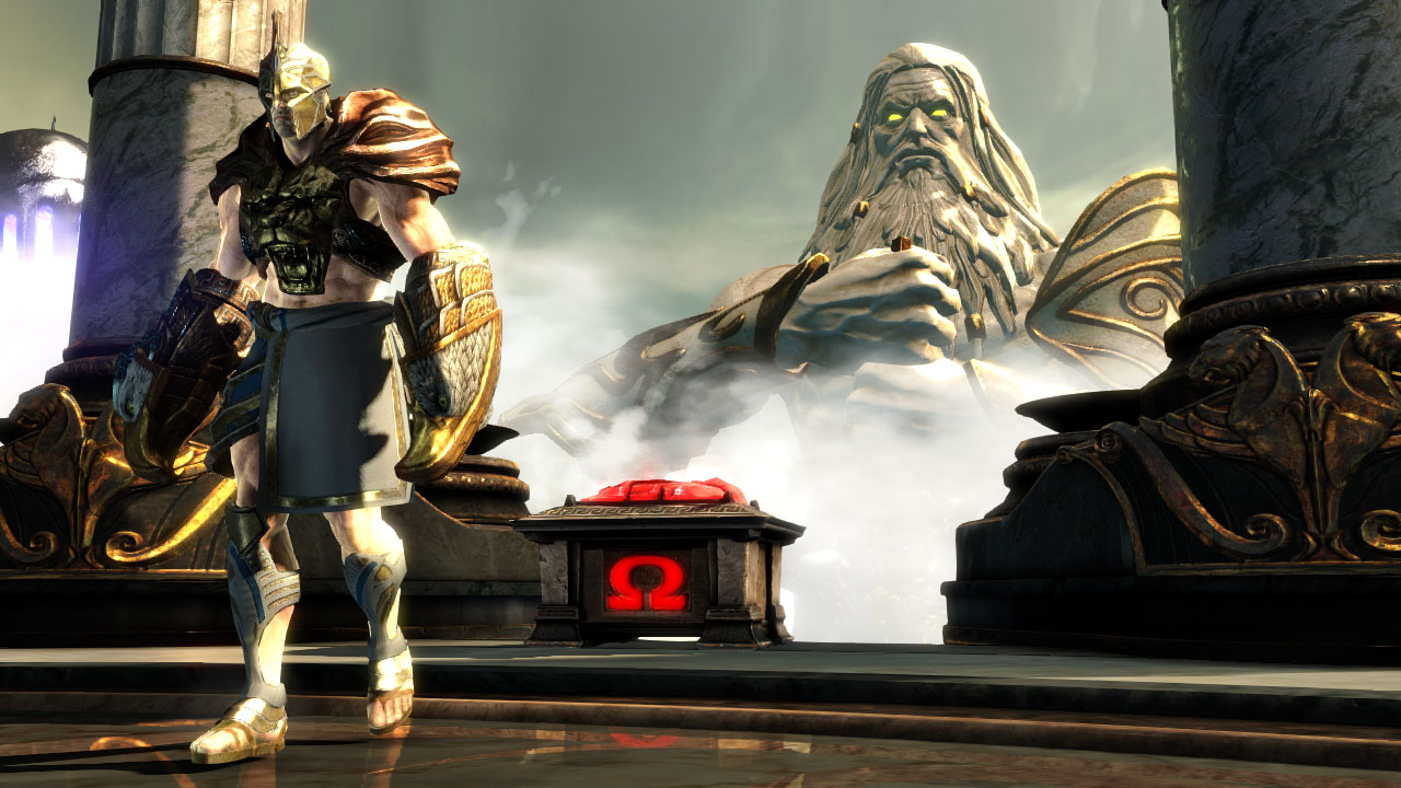 God of War Series  Heartwarming  TV Tropes