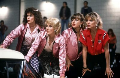 Girls Gone Bad 20 Lethal Girl Gang Movies  IndieWire