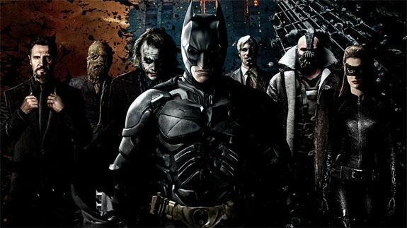 The Dark Knight TRILOGY 1080p 10bit BluRay x265 DUAL TR-ENG BoxSet - Torrent - DCRGDizi.com