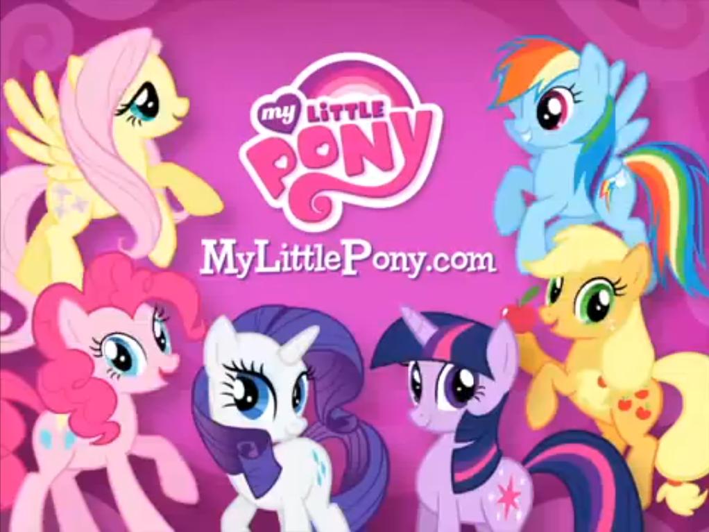 My Little Pony Friendship Is Magic  Wikipedia