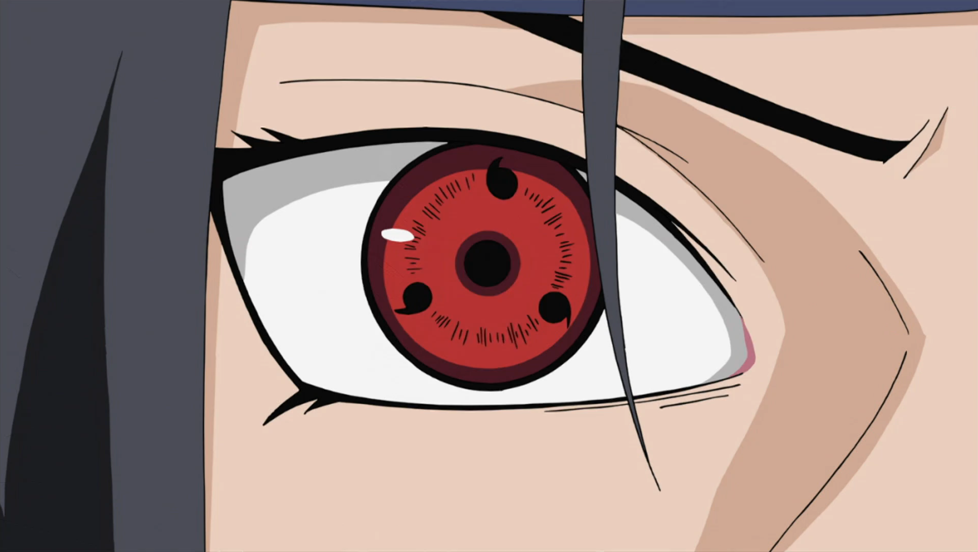 Narutos sharingan