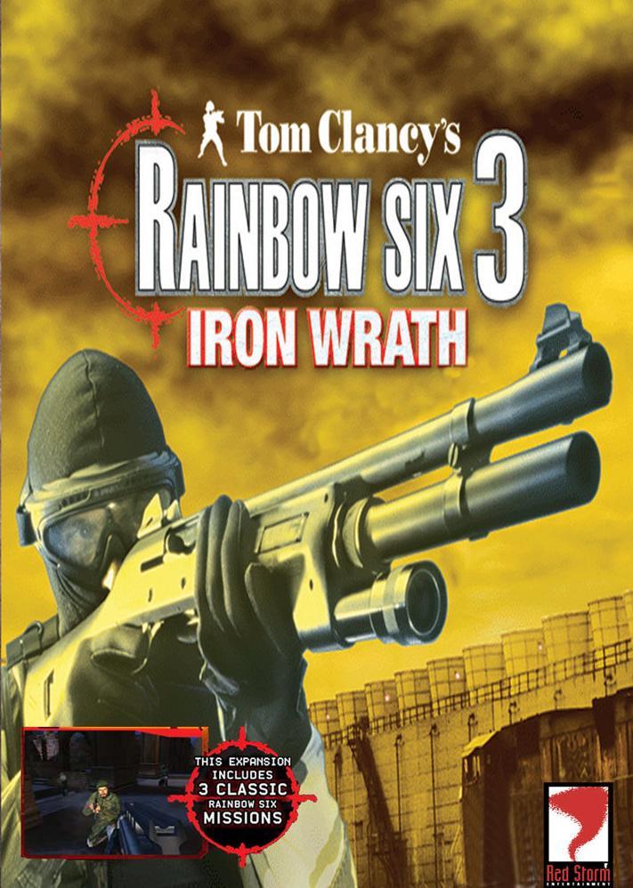 Tom Clancys Rainbow Six 3 Iron Wrath Rainbow Six Wiki