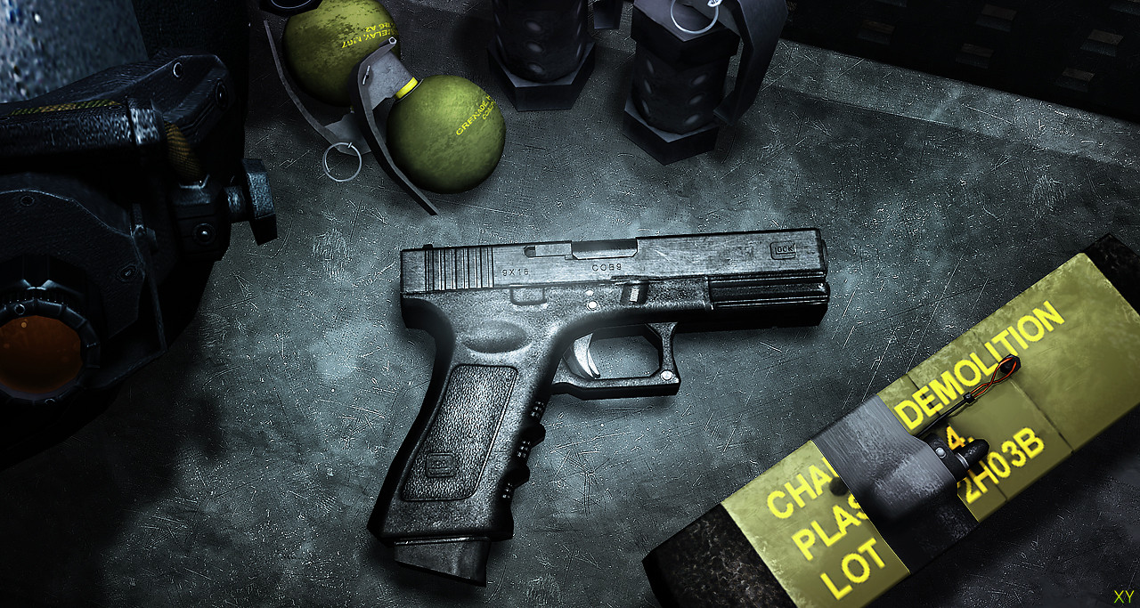 Glock 18 Rainbow Six Wiki Fandom Powered By Wikia