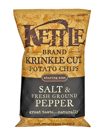 Kettle Chips Is A Type Of Potato Chip Produced By Diamond Foods Are That Have Been Cooked Style Causing Them To Be Firmer