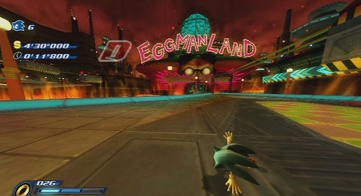 sonic unleashed ps3 iso download