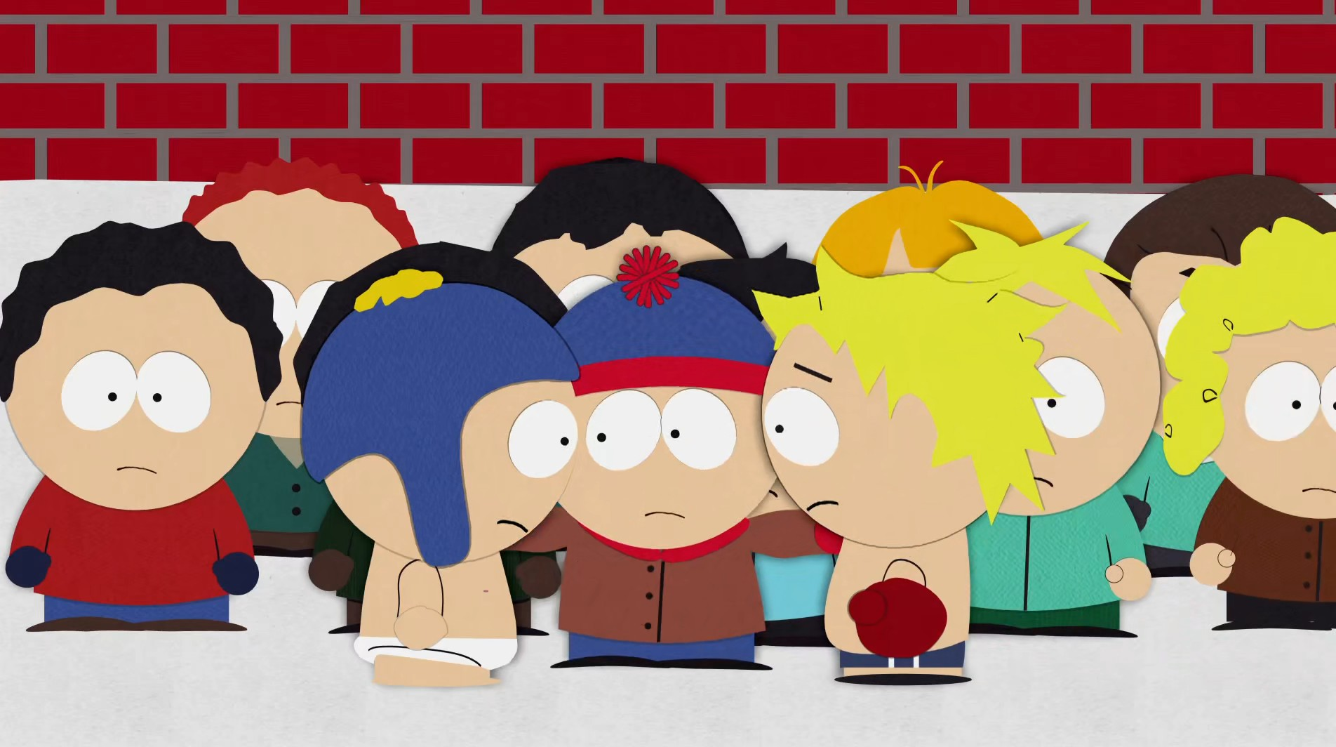 Kenny McCormick- South Park images Kenny High wallpaper and ...