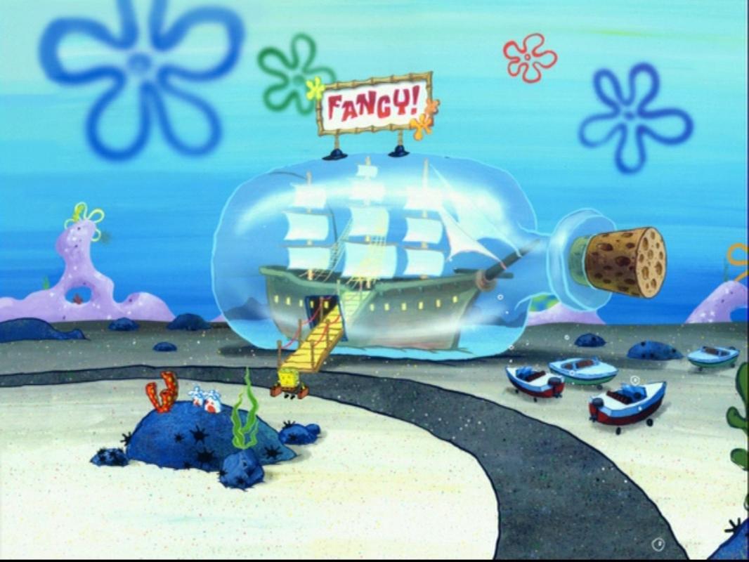 Bikini Bottom  Spongebob Wiki