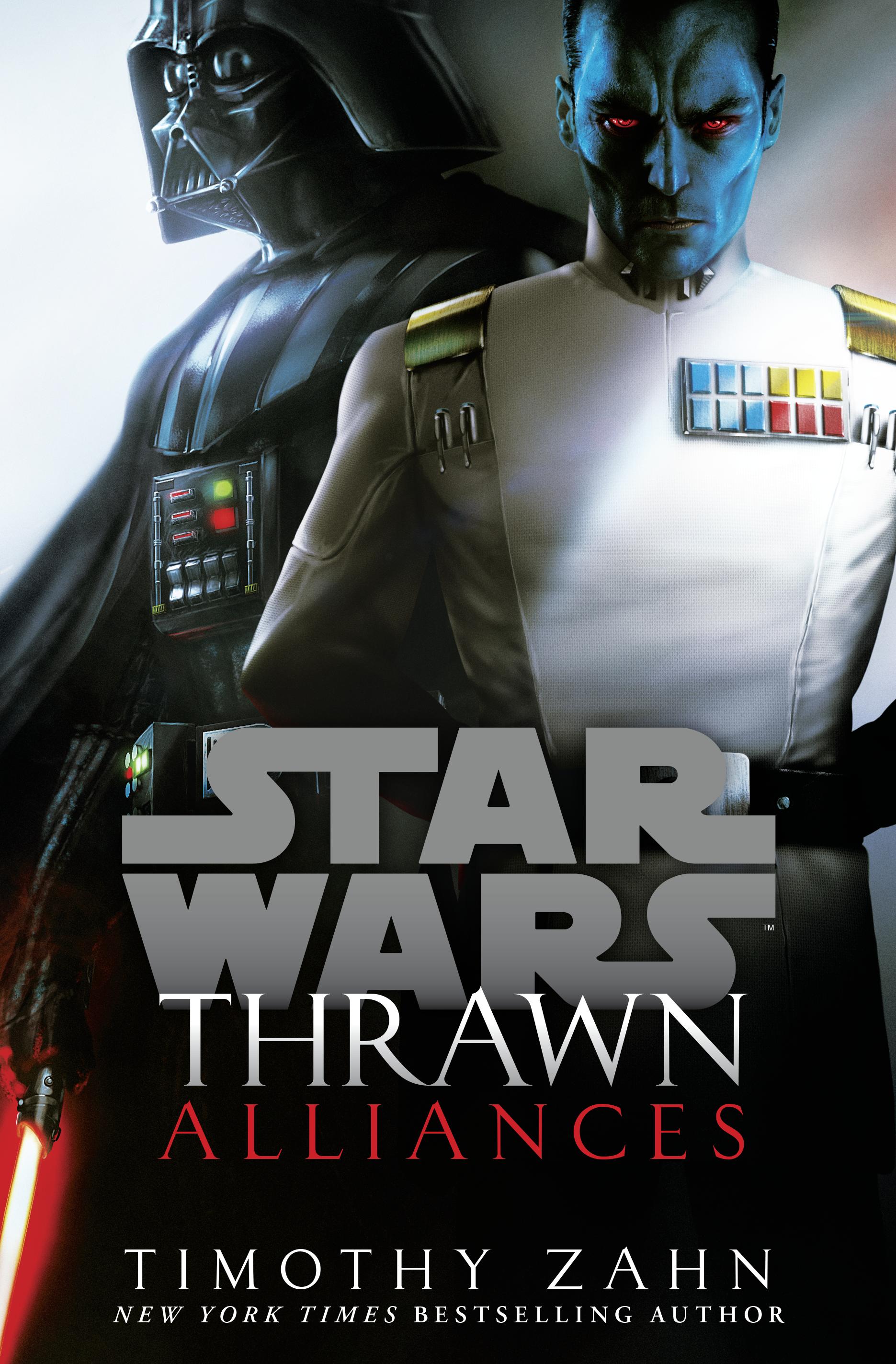 Star Wars - Thrawn Alliance - Timothy Zahn