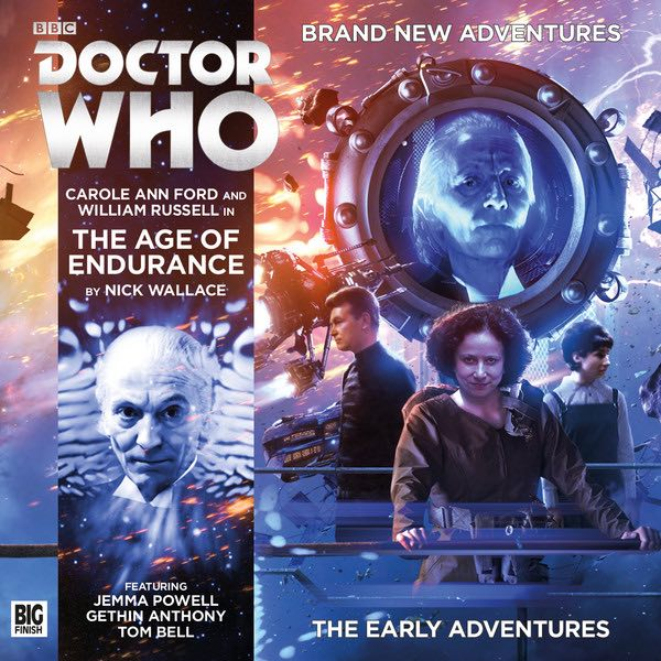 BF - Doctor Who - The Early Adventures - 3.1. THE AGE OF ENDURANCE - Nick Wallace - Nick Wallace