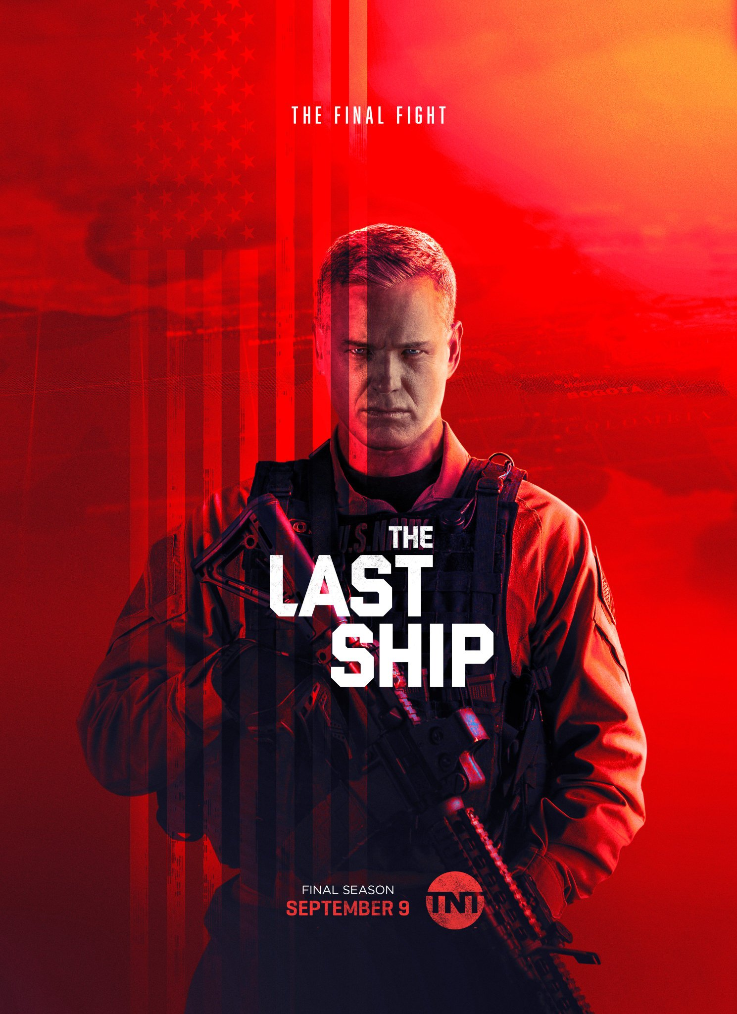 The Last Ship 5x02 Espa&ntildeol Disponible