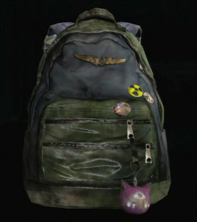 Как сделать рюкзак в we are 768