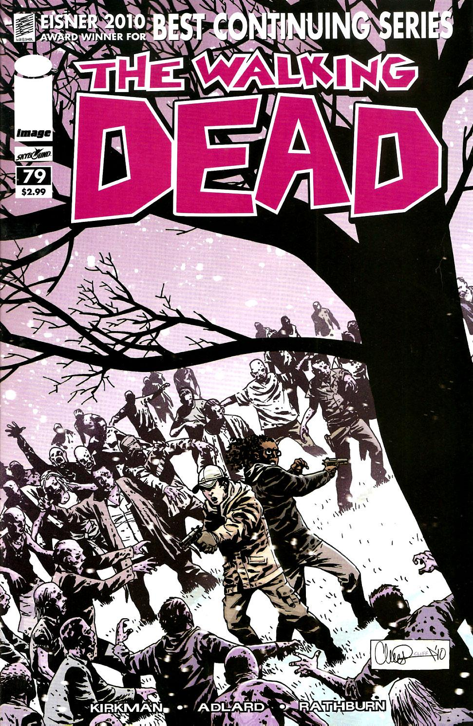 Walking dead wiki graphic novel