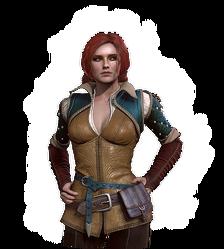 triss merigold | witcher wiki | fandom powered by wikia