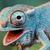 Lilac Lizard