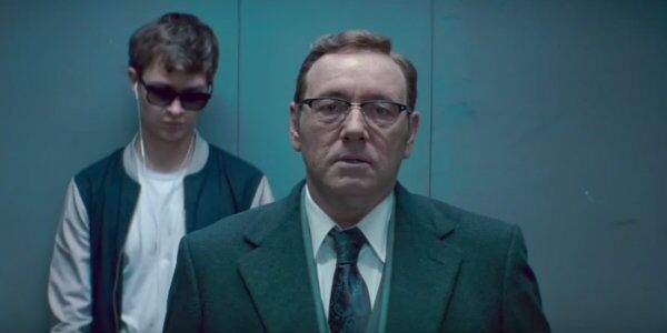 Baby Driver Kevin Spacey