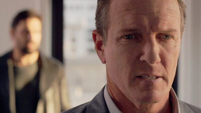 "Linden Ashby: 'Beta Test' Villain Is ""Bats*** Crazy"""