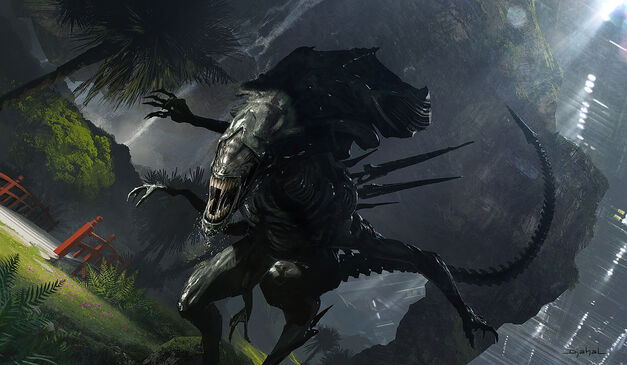 aliens neil blomkamp queen
