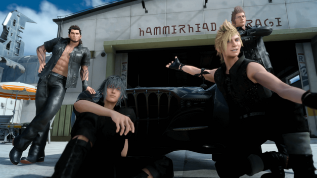 Final Fantasy XV 15 Open World Half FFXV_Gamescom_Stills_24 Curate