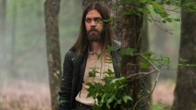 'The Walking Dead' Stuns Fans with Ninja Jesus, Zombies Rolling Down A Hill