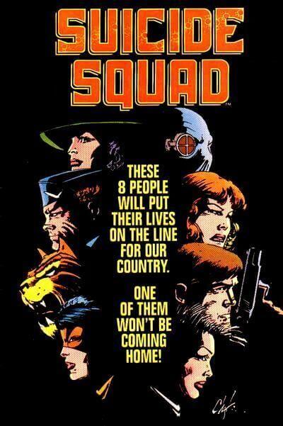 John Ostrander Suicide Squad