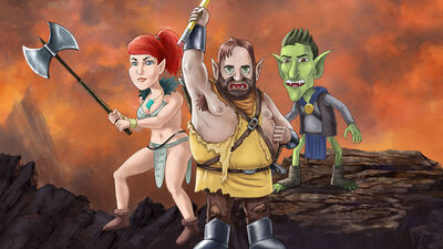 5 Reasons You Should Watch 'HarmonQuest'