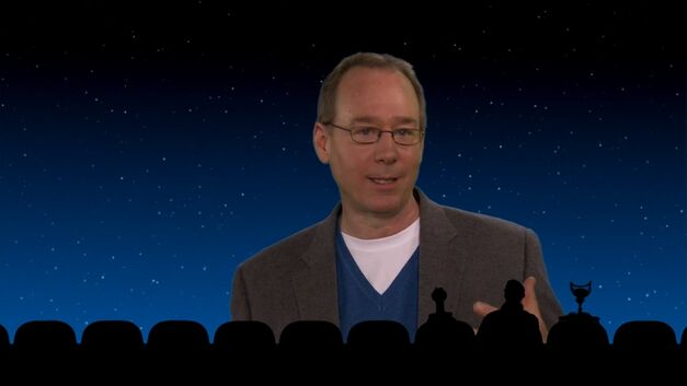 Joel Hodgson, the first host of Mystery Science Theater 3000.