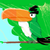 Al the Emerald Toucanet
