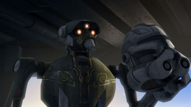 "Star Wars Rebels, ""The Last Battle"": General Kalani"