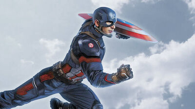 Box Office: Captain America Throws His Mighty Shield
