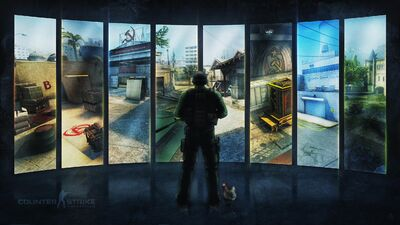 'Counter-Strike's Unusual Map Inspirations Are a Testament to Its Originality