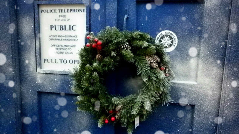 Dr Who Christmas Special.Ranking The Doctor Who Christmas Specials Fandom