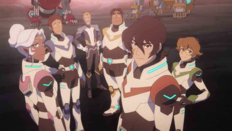 5 Shocking Moments From 'Voltron: Legendary Defender' Season