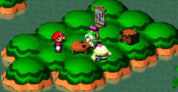 Mario RPG - 01