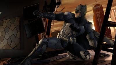 'Batman - The Telltale Series': Secrets From the Episode 2 Trailer