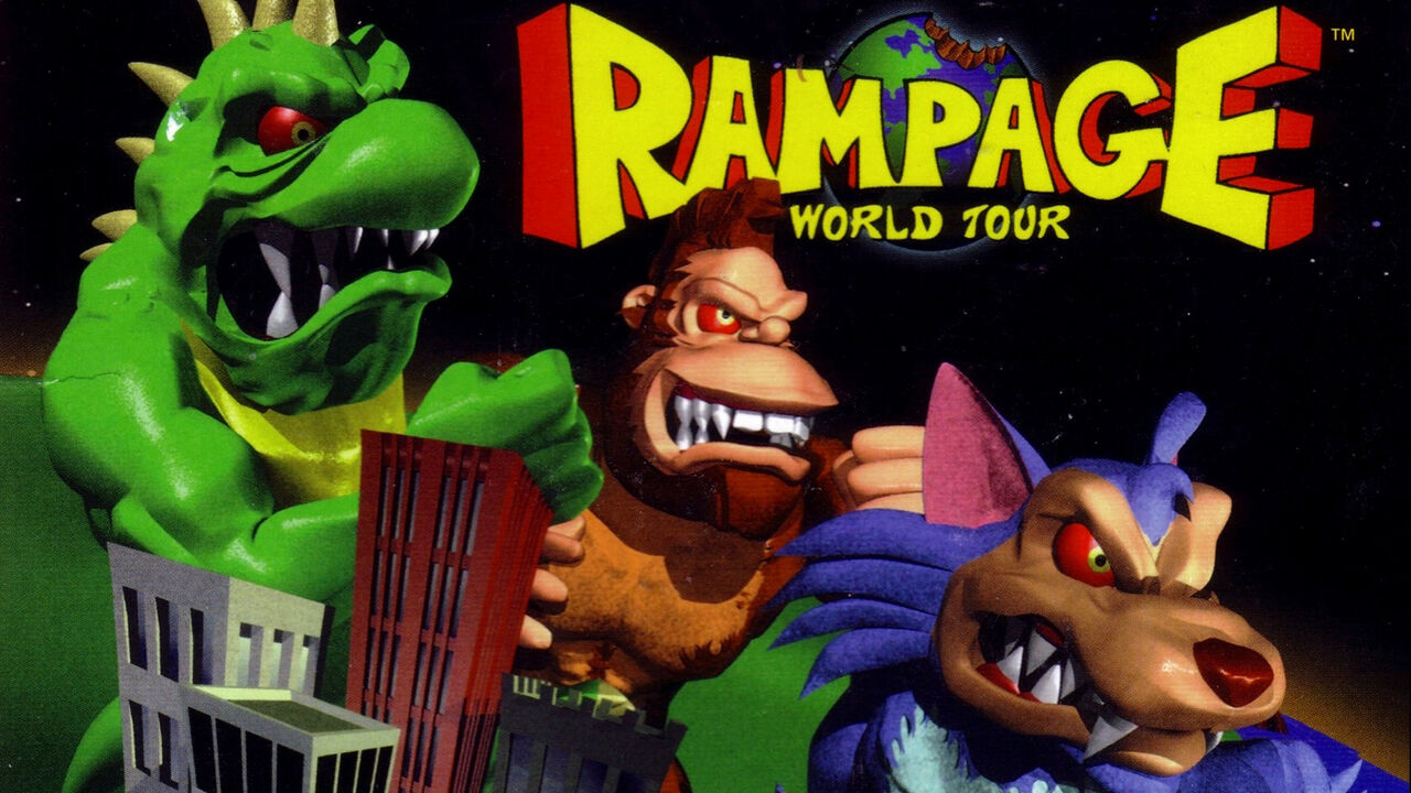 Rampage All About The Game That Inspired Dwayne Johnson S New
