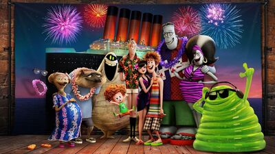 'Hotel Transylvania 3' Has Hilarious Real-Life Inspiration