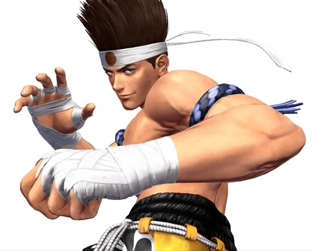 King of Fighters XIV Roster-Joe-kofxiv