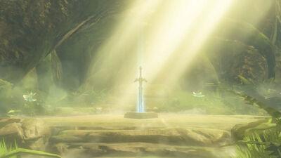 How To Get the Master Sword in 'Legend of Zelda: Breath of the Wild'