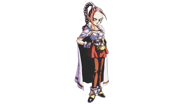 Flea Chrono Trigger - Genderless Game Characters
